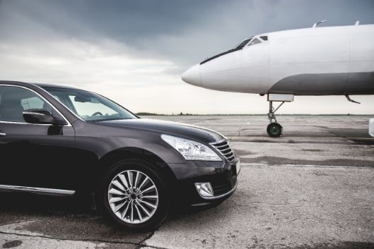 Limousine Hire Adelaide airport transfer